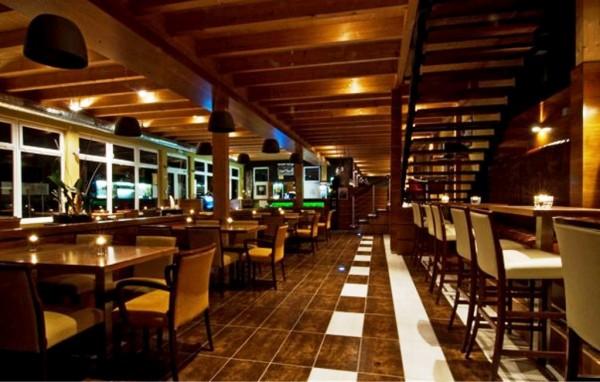 Kavarna in restavracija