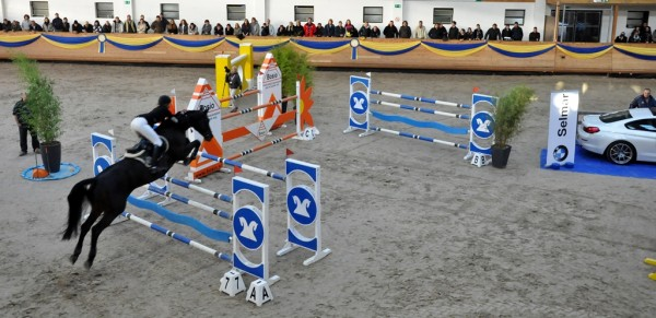 Tekmovanje in skoki