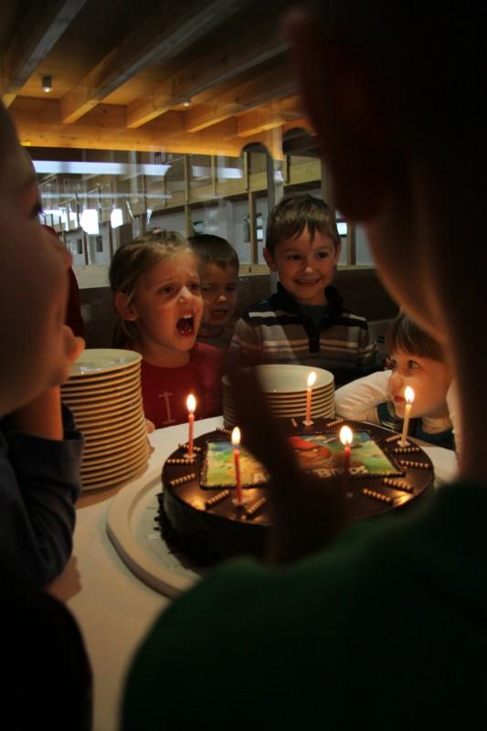 Otroška praznovanja