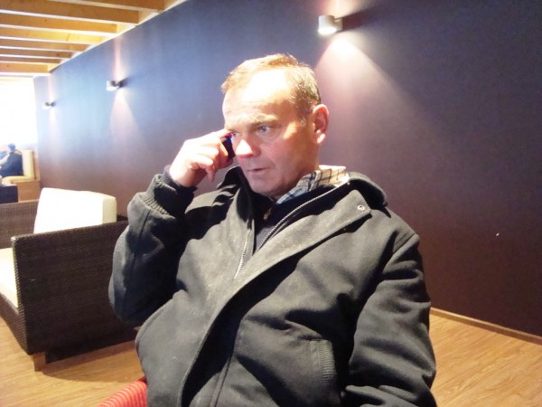 Seminar preskakovanje ovir - Willi Melliger