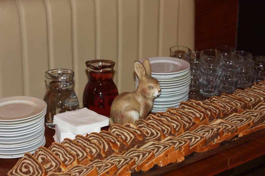 Dogodivščine velikonočnega zajčka