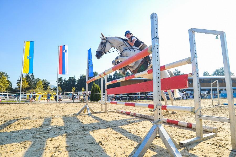 Konjeništvo in šola jahanja