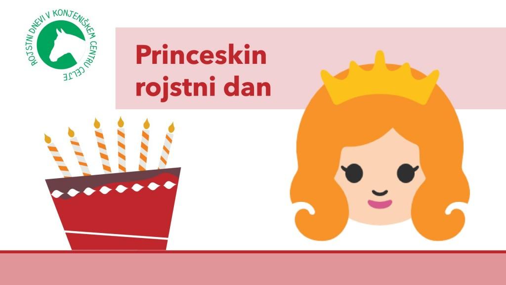 Princeskin rojstni dan